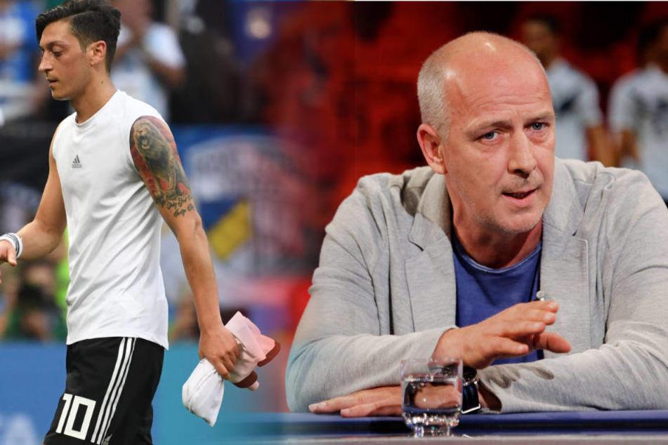 """""""Wie ein toter Frosch"""": Baslers volle Breitseite gegen Mesut Özil"""