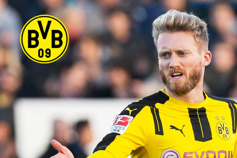 Fix: André Schürrle verlässt den BVB und wechselt nach Russland