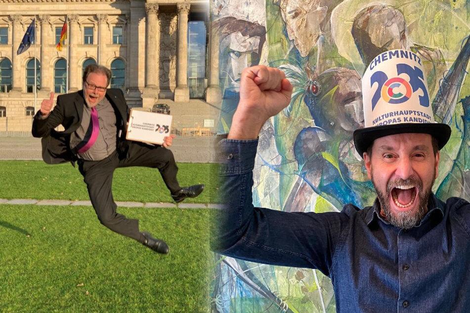Chemnitz ist Kulturhauptstadt 2025: Reaktionen auf den Titel