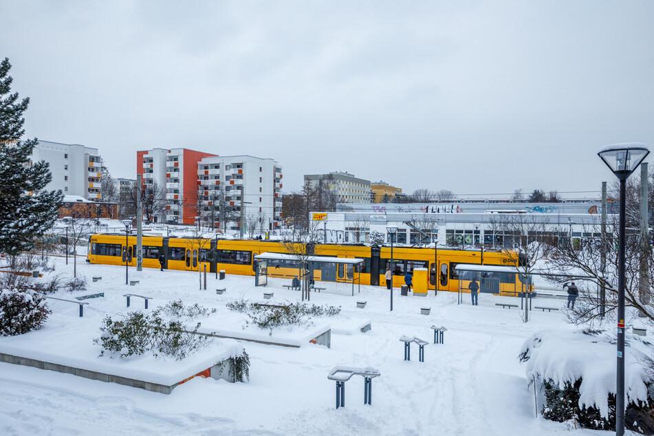 Am Amalie-Dietrich-Platz in Gorbitz sind Kriminalität und Gewalt an der Tagesordnung.