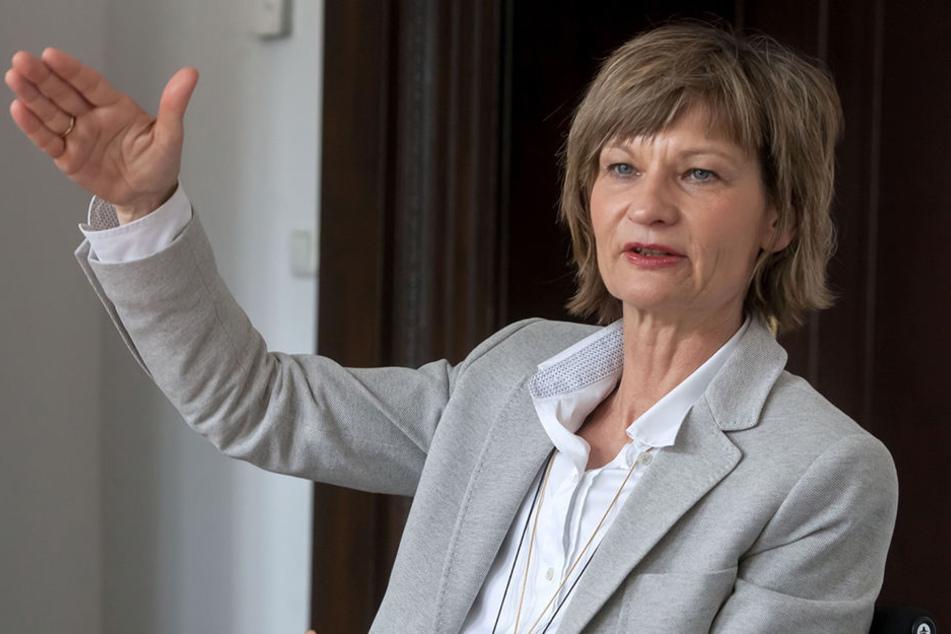 Ob Barbara Ludwig will ihre Einwohner ab Januar mehr mitreden lassen.