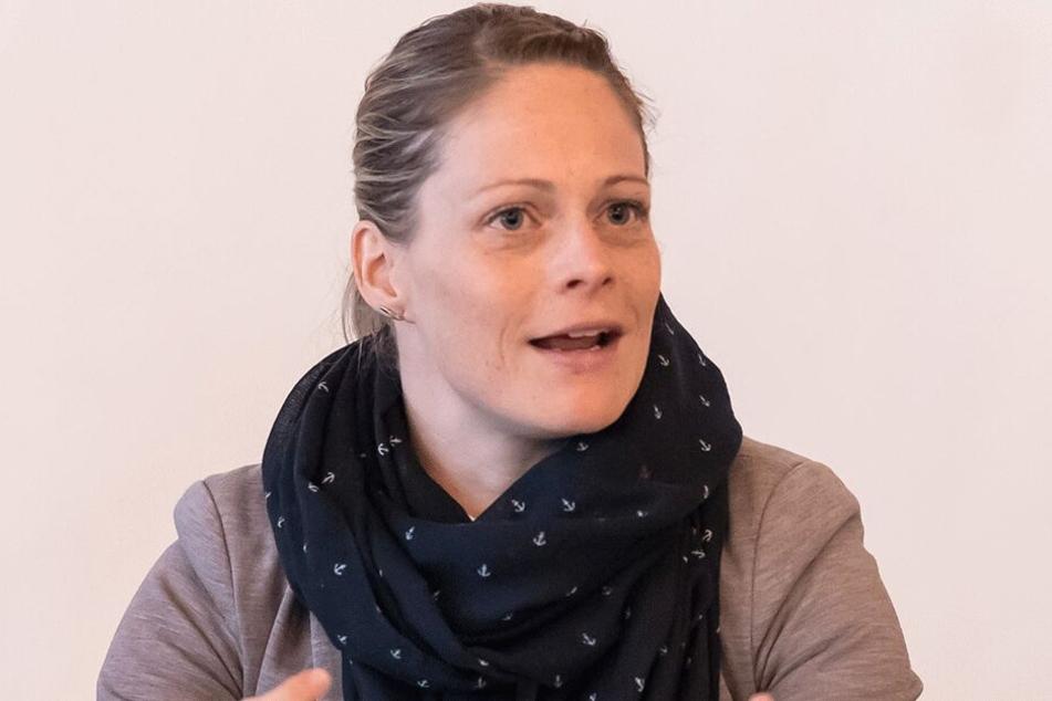 Die Kundgebungen ließen die Gästezahlen sinken, so Susan Endler (37) von der CWE.