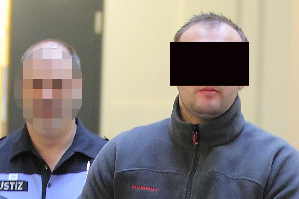 """Zehn Jahre Knast für Drogen-Laborant Fabian L. (32). Noch in der U-Haft """"leistete"""" er sich das nächste Rauschgift-Delikt."""