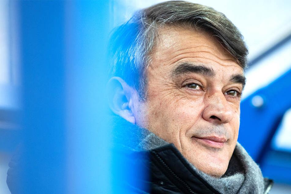 Damir Buric ist nicht mehr Trainer der SpVgg Greuther Fürth.
