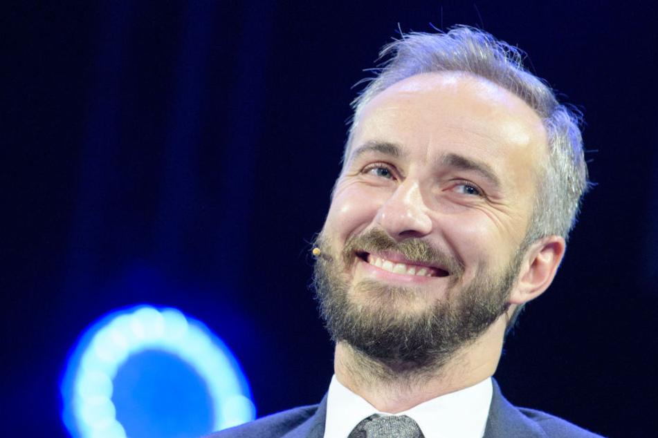 Jan Böhmermann kündigte am Montag ein neues Radioformat an.