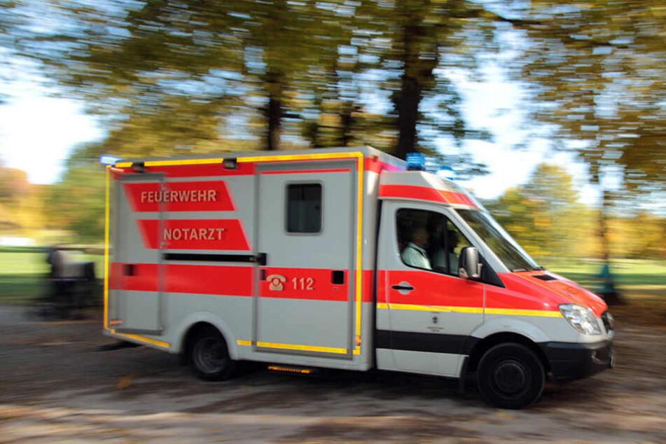In Bayern soll eine Mutter ihren Sohn (5) mit Benzin übergossen und angezündet haben. (Symbolbild)