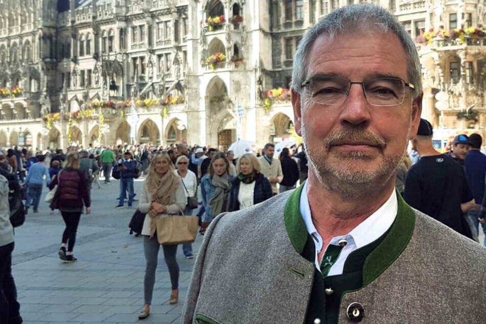 Hammer-Wechsel: Fraktionsvorsitzender der Münchner SPD wechselt zur CSU