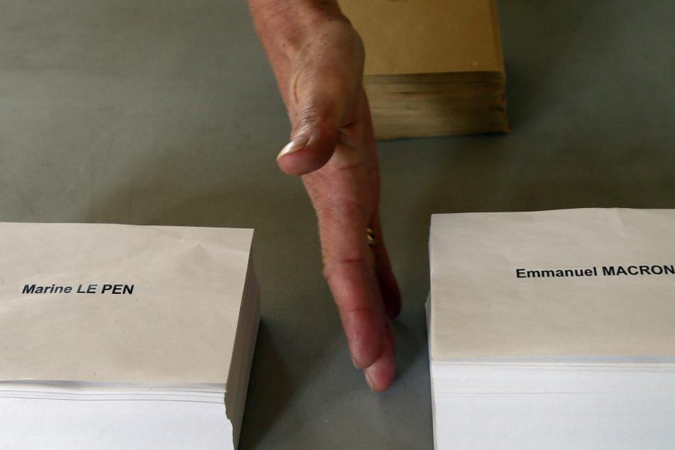 Am Samstag stimmt Frankreich ab. Die Wahl gilt als entscheidend für Europa.