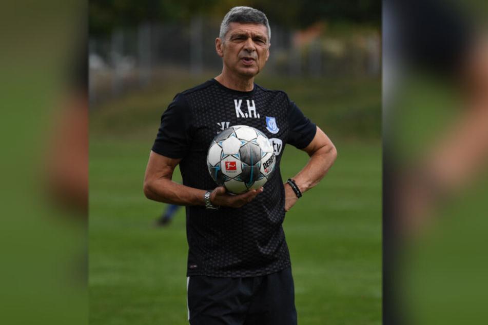 Ex-CFC-Coach Karsten Heine trainiert jetzt Altglienicke.