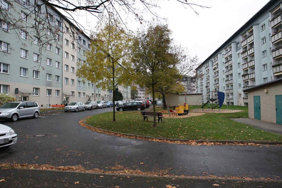 Am Hartmut-Fiedler-Ring kam es am Freitag zu einer ersten Attacke gegen Flüchtlinge.