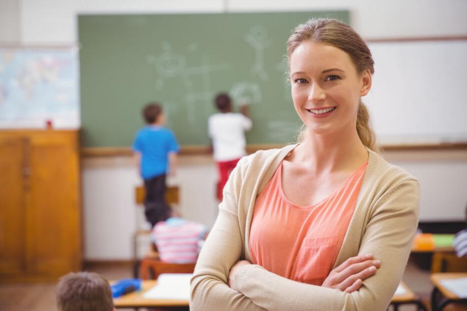 Insgesamt arbeiten in NRW 180.000 Lehrer.