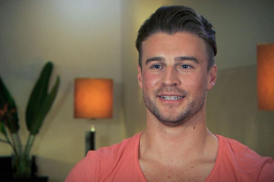 Alexander Hindersmann kam als Überrschungs-Kandidat in die Show.