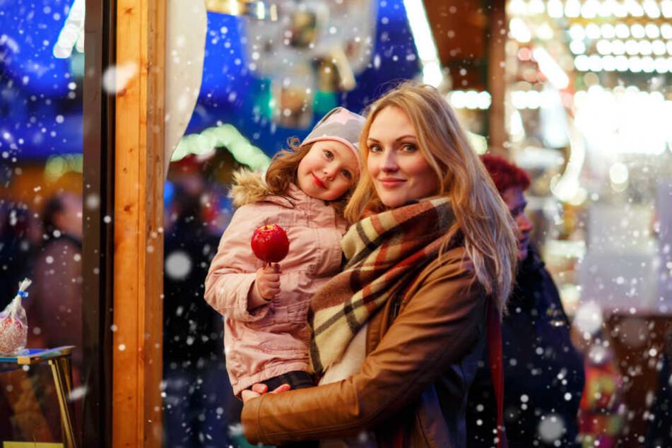 Der Weihnachtsmarkt galt als gemütlicher Weihnachtsmarkt-Tipp. (Symbolbild)