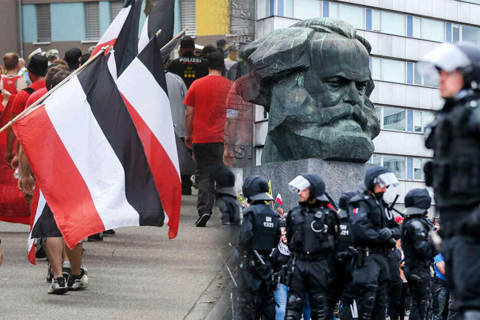 Droht Chemnitz wieder das Demo-Chaos?