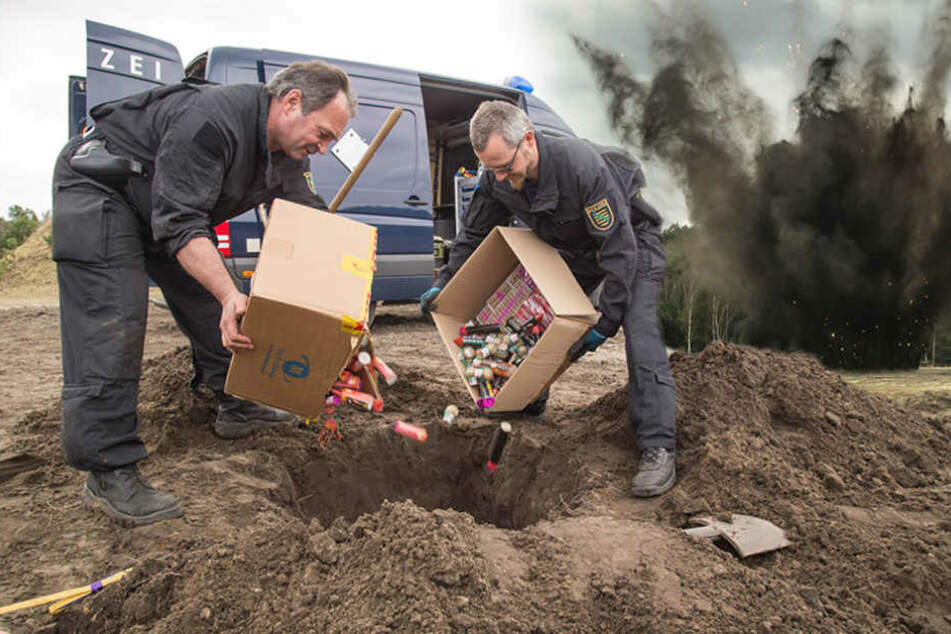 Explosiver Job: Die Sprengmeister vom LKA