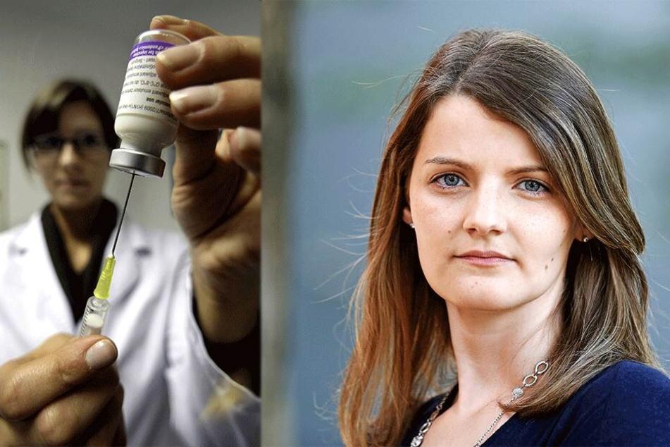 Streit ums Impfen eskaliert immer mehr, mit tödlichen Folgen