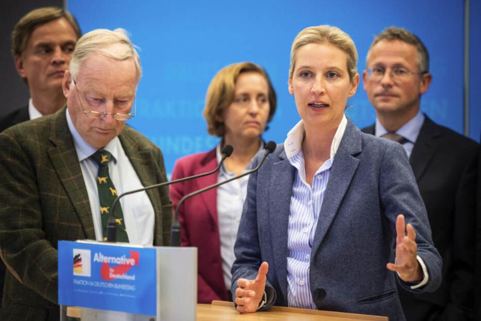 AfD-Frontfrau Alice Weidel lässt Zuschauer wegen vermeintlicher Kopf-Ab-Geste aus Saal werfen