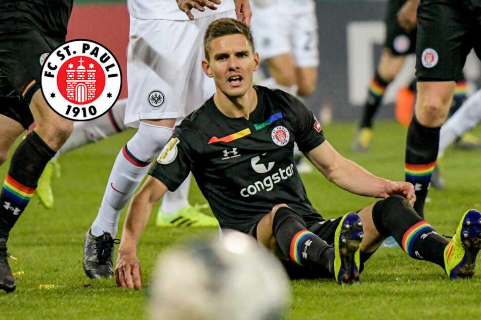 FC St. Pauli hadert nach Pokal-Aus mit frühen Gegentoren