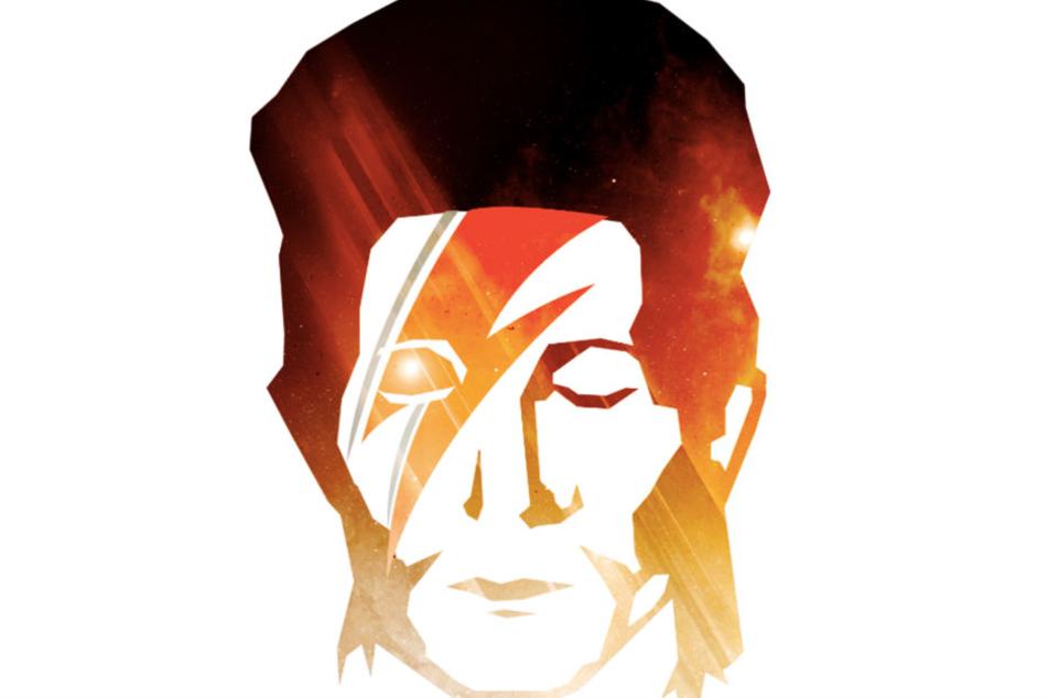 """""""David Bowie"""" kehrt auf die Bühne zurück: am 16. März 2018 in Dresden."""