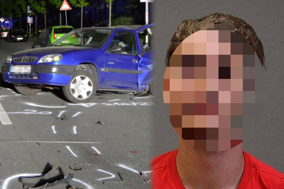 Der gesuchte mutmaßliche Raser hat sich am Dienstag der Polizei in Duisburg gestellt.