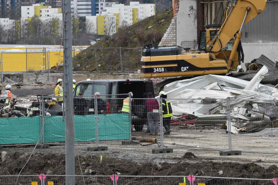 Von dicker Wand erschlagen: Zwei Tote nach Arbeitsunfall in Bochum