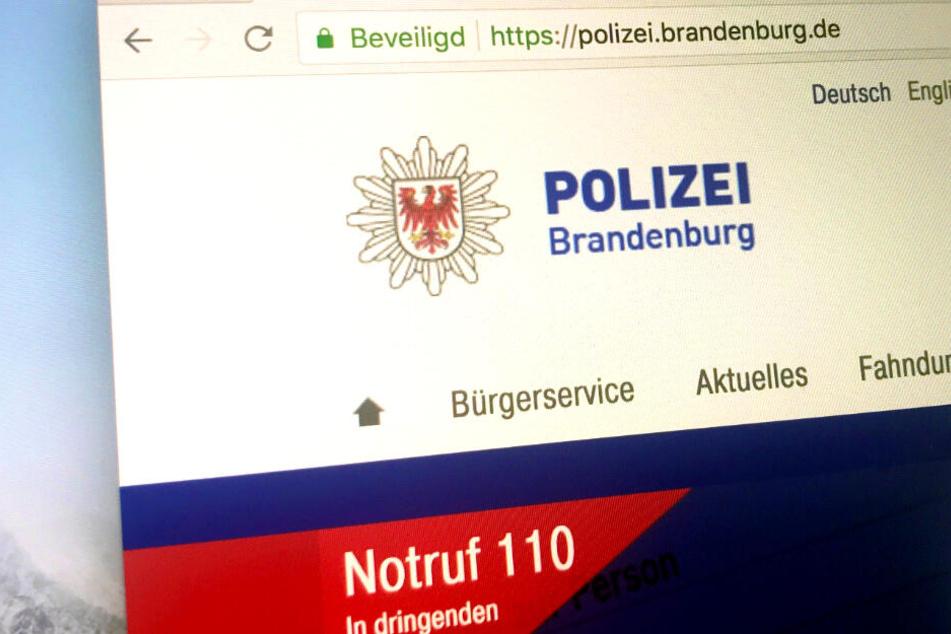Die Brandenburger Polizei will der 23-Jährigen den Einsatz in Rechnung stellen (Symbolbild).