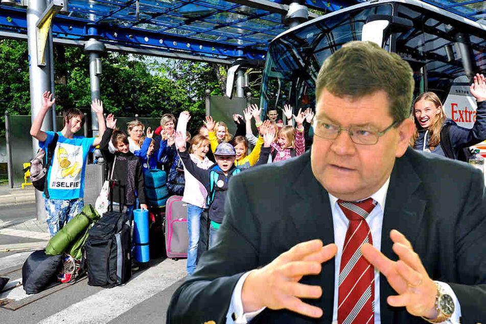 Kein Geld für arme Kinder! Rathaus streicht Mittel für Ferienlager