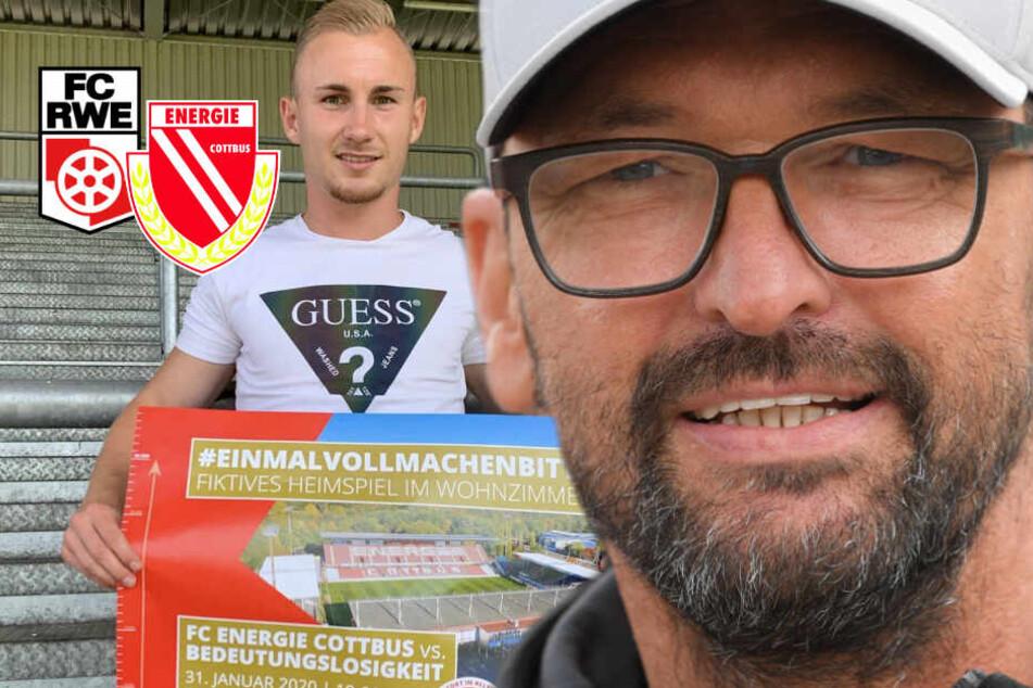 Energie Cottbus verpflichtet Ex-Herthaner Hasse aus Erfurt!