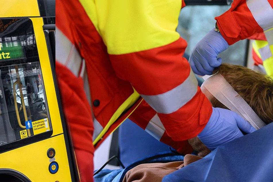 Nach Rangelei im Bus: Mann erleidet Schädel-Hirn-Trauma