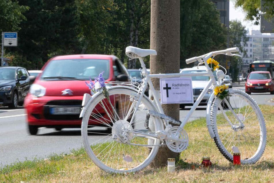 Nach tödlichem Unfall: So will Dresden die Radwege sicher machen