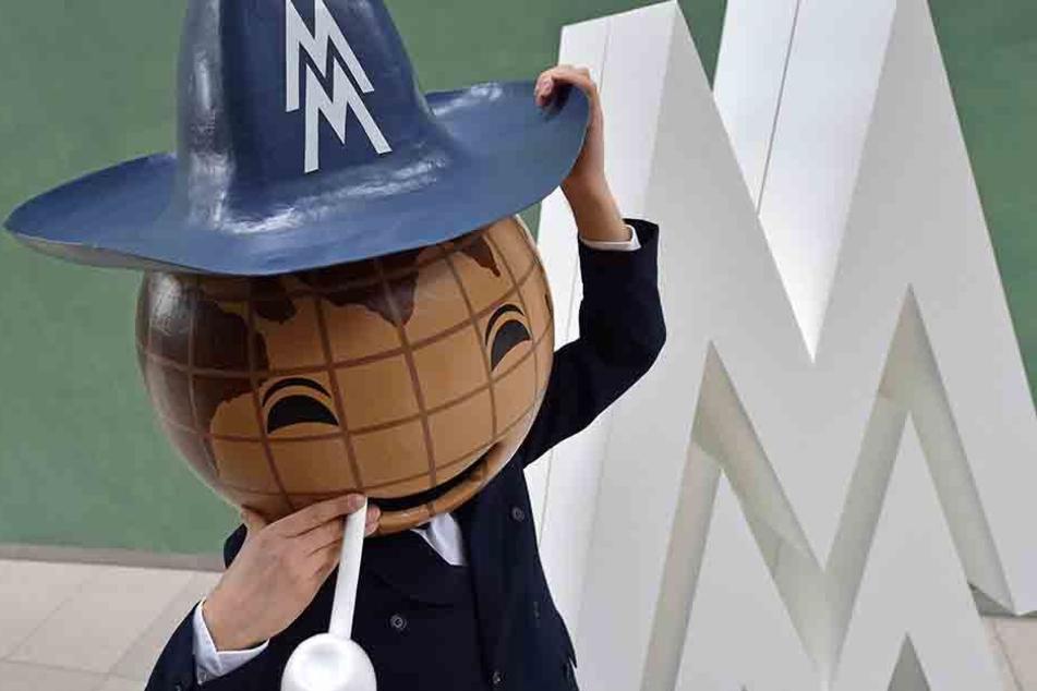 """Das """"Doppel-M"""" der Leipziger Messe feiert seinen 100. Geburtstag!"""