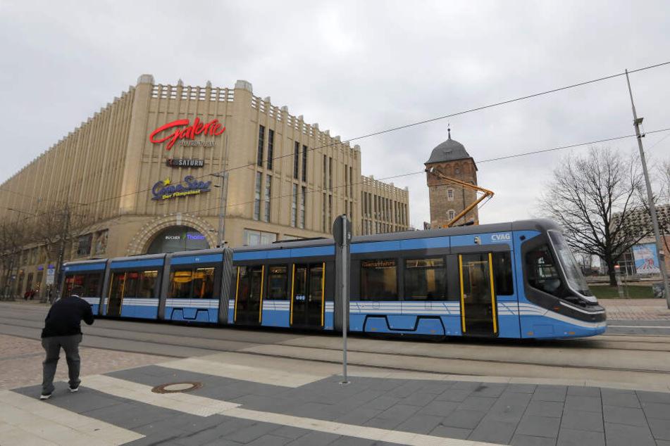 Testfahrt läuft: 14 neue Skoda-Bahnen rollen bald durch Chemnitz