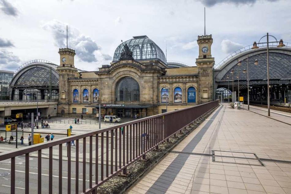 Nahe des Hauptbahnhofs kam es zu dem brutalen Übergriff. (Archivbild)