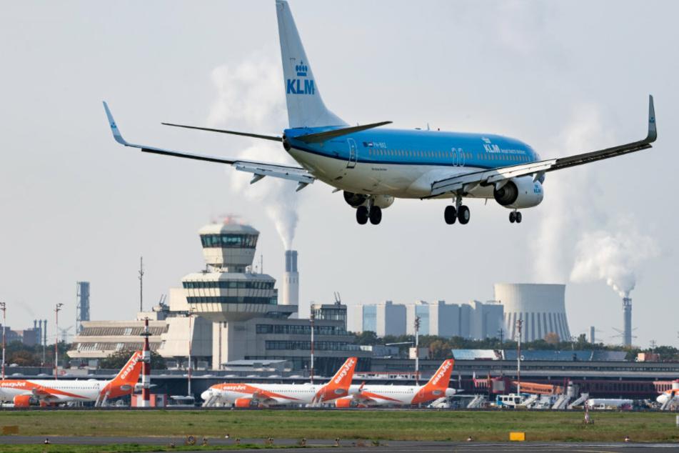 DDR-Stasi spionierte Flughafen Tegel systematisch aus