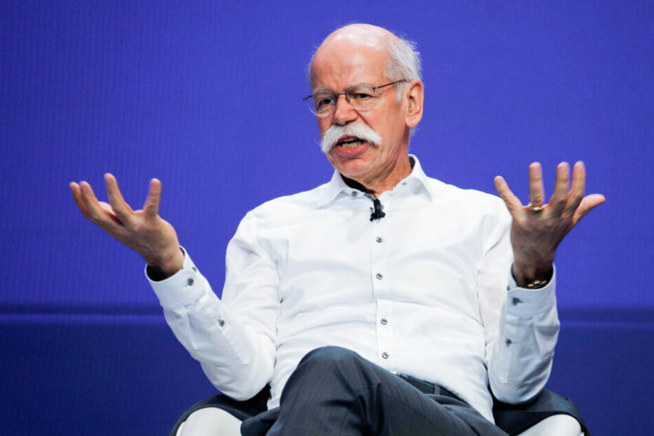 Ex-Daimler-Chef Dieter Zetsche.