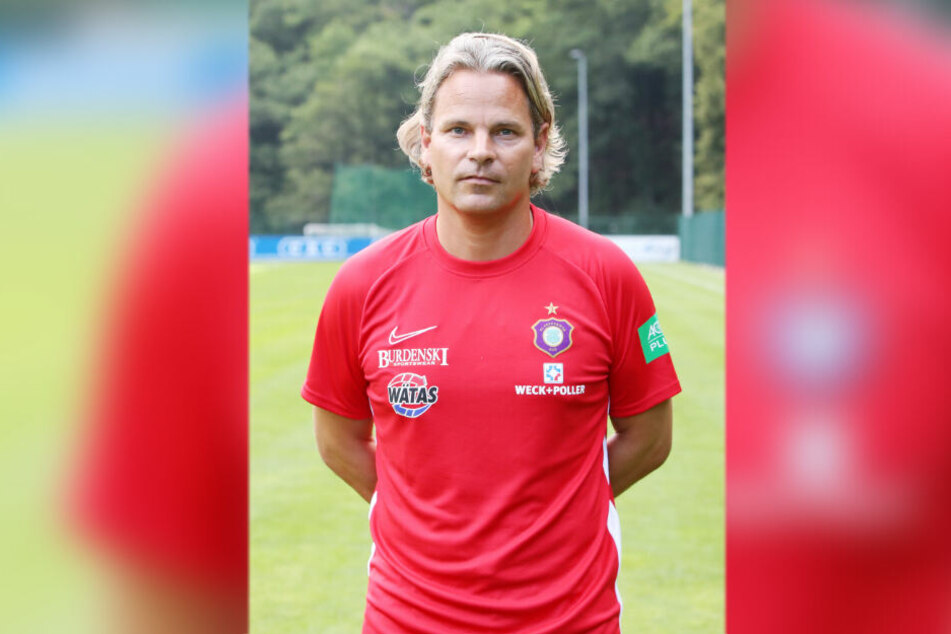 Aues Co-Trainer Sascha Franz ebnete Sirigu den Weg zum CFC