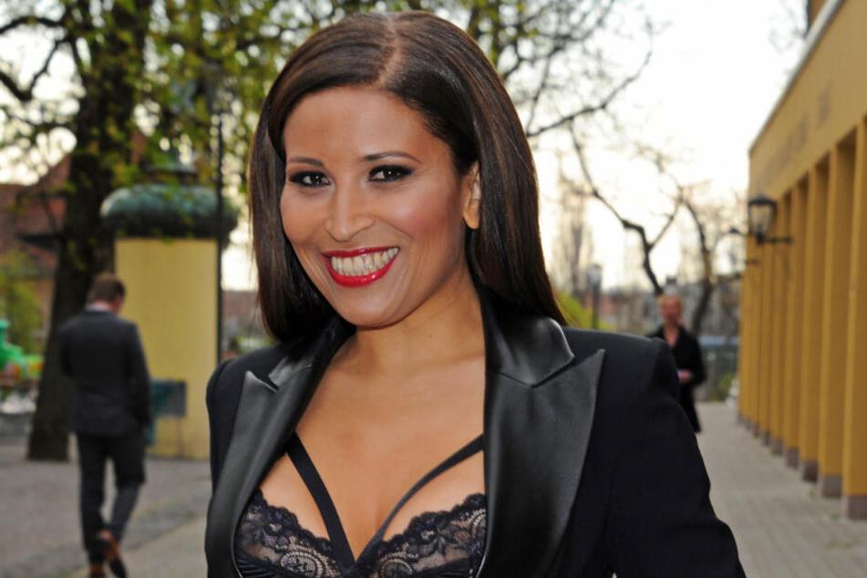 """Patricia Blanco (47) ist das Gesicht der Erotikmesse """"Venus""""."""