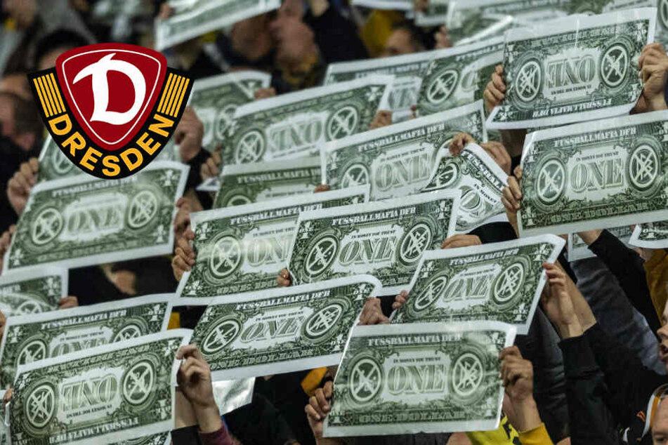 Noch 12 Dynamo-Endspiele um 8 Millionen Euro! So teuer wäre der Abstieg