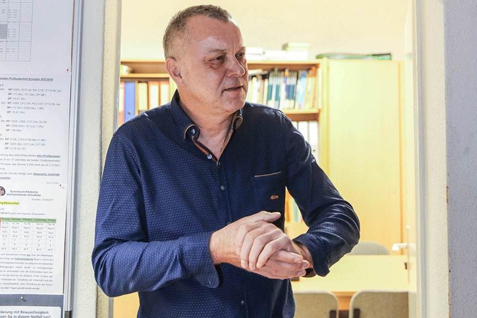 Frank Haubitz (59, parteilos).
