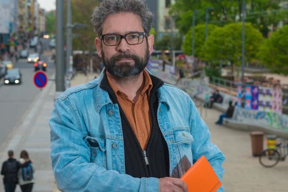 """BRN-Konzept-Verfasser Magnus Hecht (45): """"So grottig war's mit dem Rathaus noch nie!"""""""