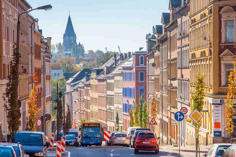 Auf dem Sonnenberg - hier: Zietenstraße - stehen besonders viele Wohnungen leer.