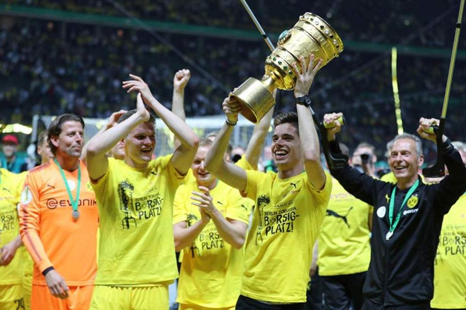 Der Dortmunder Pokalsieg bringt die Hertha direkt in die Eurooaleague.
