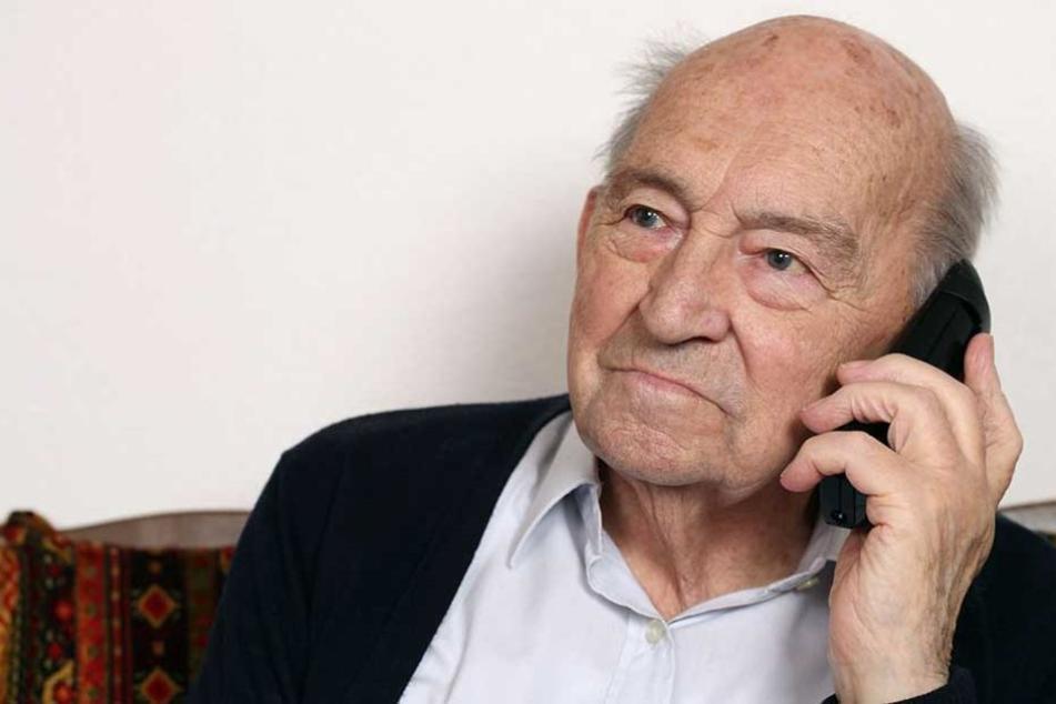 103-Jähriger lässt Diebesbande abblitzen