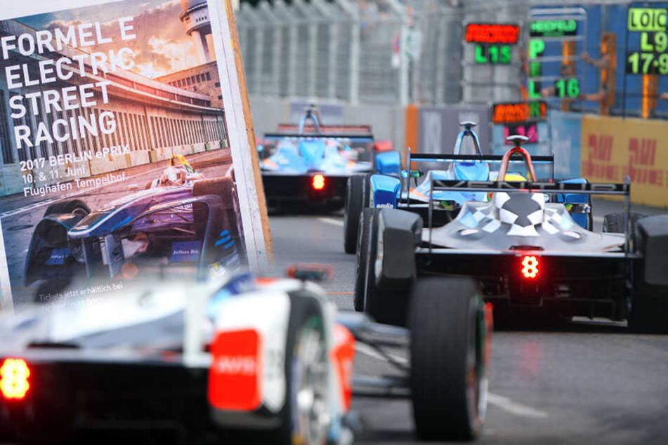 Die Formel E erfreut sich zunehmender Beliebtheit und avanciert im Schatten der Formel 1 zu einer nachhaltigen Rennserie.