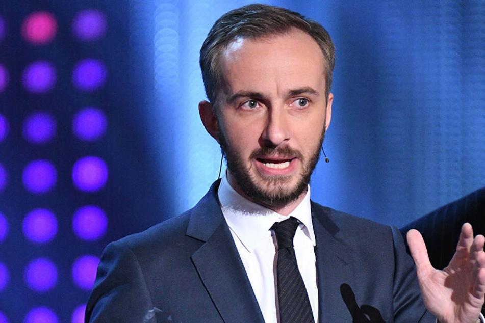 Jan Böhmermann machte Donnerstagabend im kleinen Sender ZDFneo auch eine Anspielung auf Uwe Steimle.