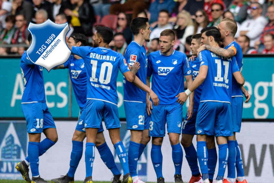 Die Maschine läuft! Hoffenheim demontiert den FC Augsburg auswärts mit 4:0