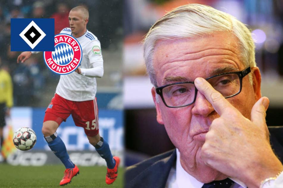 HSV-Investor Kühne geht wegen Arp-Transfer auf Bayern los