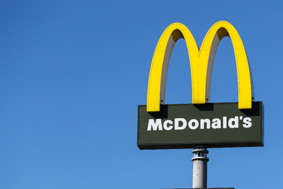 McDonald's und Alphonso Davies? Das hat nicht ganz funktioniert.
