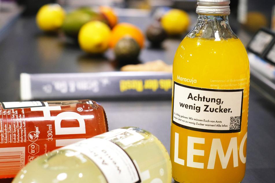 Wie bitte? Lemonaid soll vor niedrigem Zuckergehalt warnen!