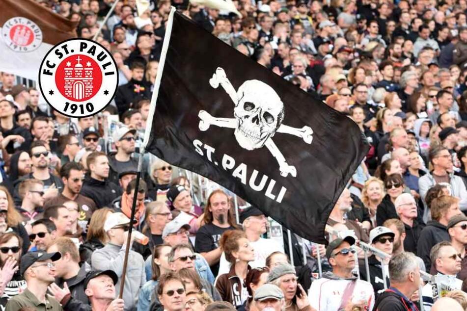 Totenkopf-Flagge: FC St. Pauli steht auf britischer Anti-Terror-Liste!